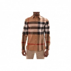 BURBERRY - Short Sleeves...