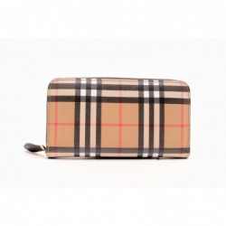 BURBERRY - Wallet with...