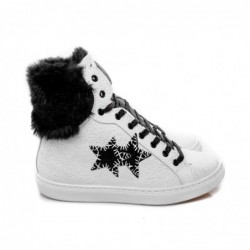 2 STAR - Sneakers alta in...