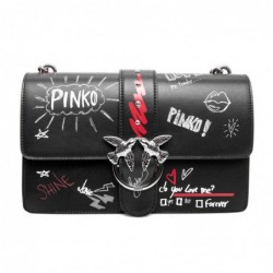 PINKO - Leather...