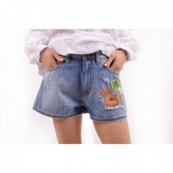 LOVE MOSCHINO - Shorts in...