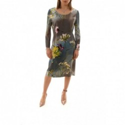 BLUMARINE - Viscose Dress...
