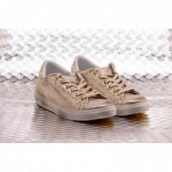 2 STAR - Sneakers Low Oro -...