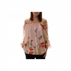 BLUMARINE - Wide Blouse...