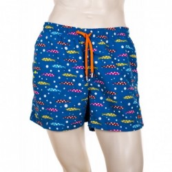 GALLO - Fish printed boxer...