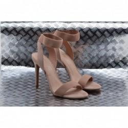 MADDEN GIRL - Suede Sandal...