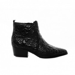 PINKO -Leather Boot ASSISI...