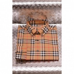 BURBERRY - Camicia in...