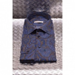 ETRO - Cotton Shirt with...
