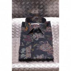ETRO - Camicia in cotone a...