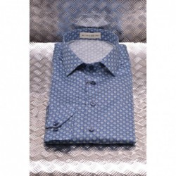 ETRO - Cotton Shirt printed...