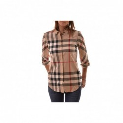BURBERRY - Camicia check in...