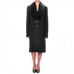 DOLCE & GABBANA - Coat with...