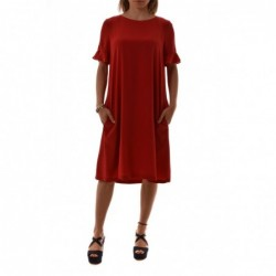 MaxMara Studio - Silk dress...