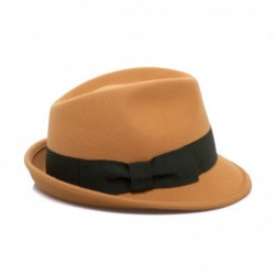 GALLO - Wool Fedora Hat-...