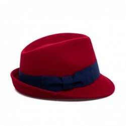 GALLO - Wool Fedora Hat -...