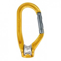 PETZL - ROLLCLIP A screw-lock