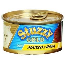 Stuzzy Gold Manzo e Uova