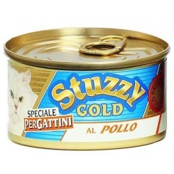 Stuzzy Gold pollo gattini