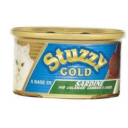 Stuzzy Gold sardine