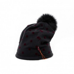 GALLO - Polka dots hat with...