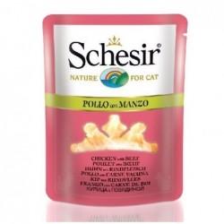 Schesir Pollo con Manzo...