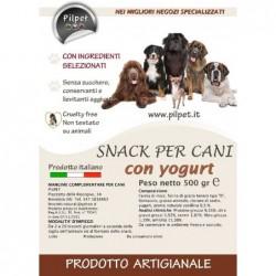 Biscotto snack allo yougurt...