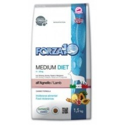 FORZA10 Medium Diet Agnello...
