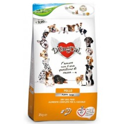 DISUGUAL - POLLO PUPPY LARGE