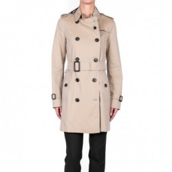 BURBERRY - Trench in Cotone...
