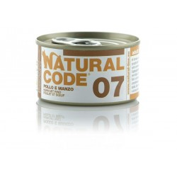 Natural Code 07 Pollo e Manzo