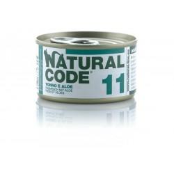 Natural Code 11 Tonno e Aloe