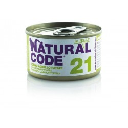 Natural Code 21 Tonno,...
