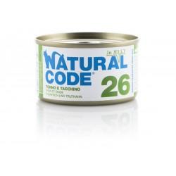 Natural Code 26 Tonno e...