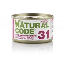 Natural Code 31 Pollo,...