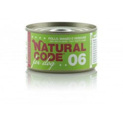 Natural Code 06 Pollo,...