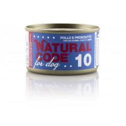 Natural Code 10 Pollo e...