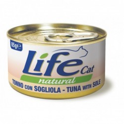 Life Cat Natural Tonno con...
