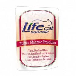 Life Cat Natural Tonno...