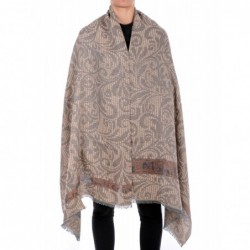 MANILA GRACE - Wool cape -...