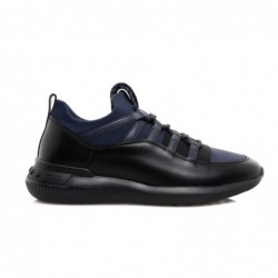 TOD'S - Leather sneaker -...