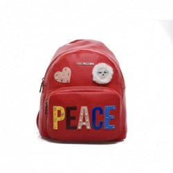 LOVE MOSCHINO - PEACE Patch...