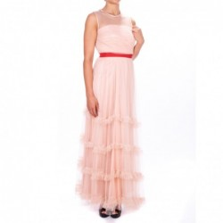 PINKO - Abito in Tulle a...