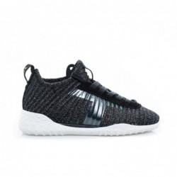 TOD'S - Sneaker in lurex -...