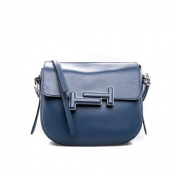 TOD'S - Leather Bag DOUBLE...