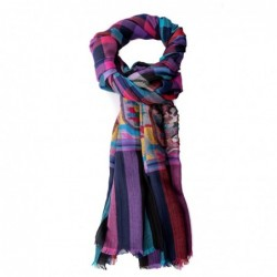 ETRO - Mixed silk scarf -...