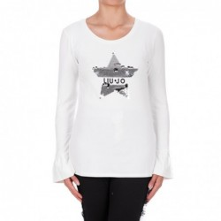 LIU- JO - T-Shirt ZAIRA in...