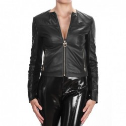 PINKO - IRRORATRICE Leather...
