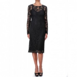 PINKO - Dress FAZIO in Lace...