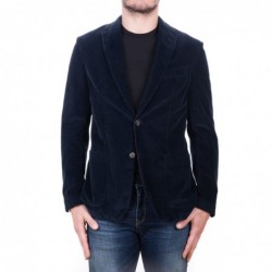 FAY - Corduroy jacket - Blue